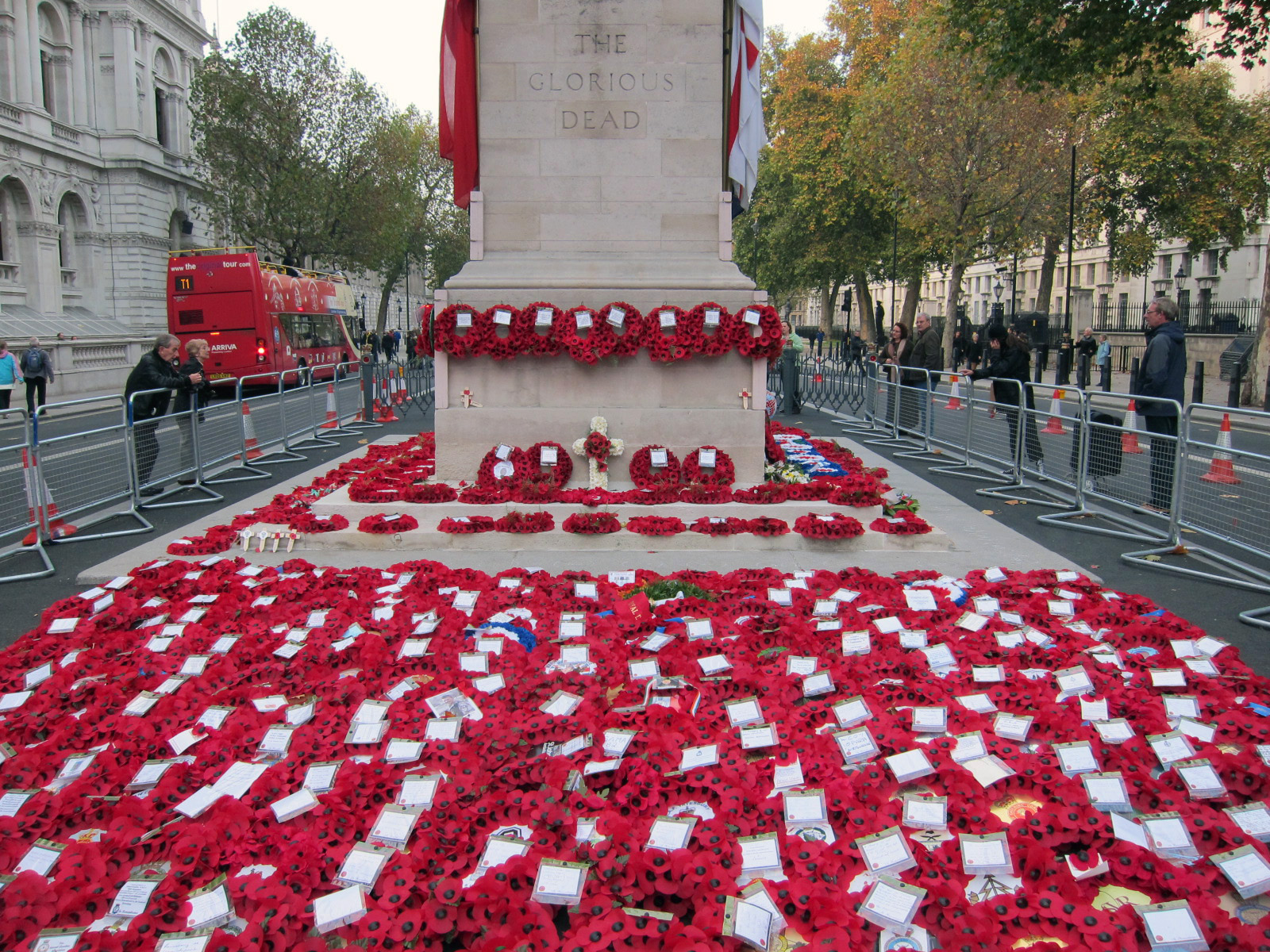 Memorial Day Car Sales >> Rome on Rome » 2011 – London; Sloane Square and Remembrance day