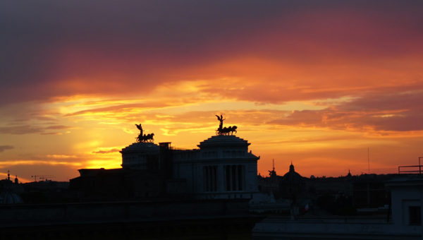 sunset_vittoriano