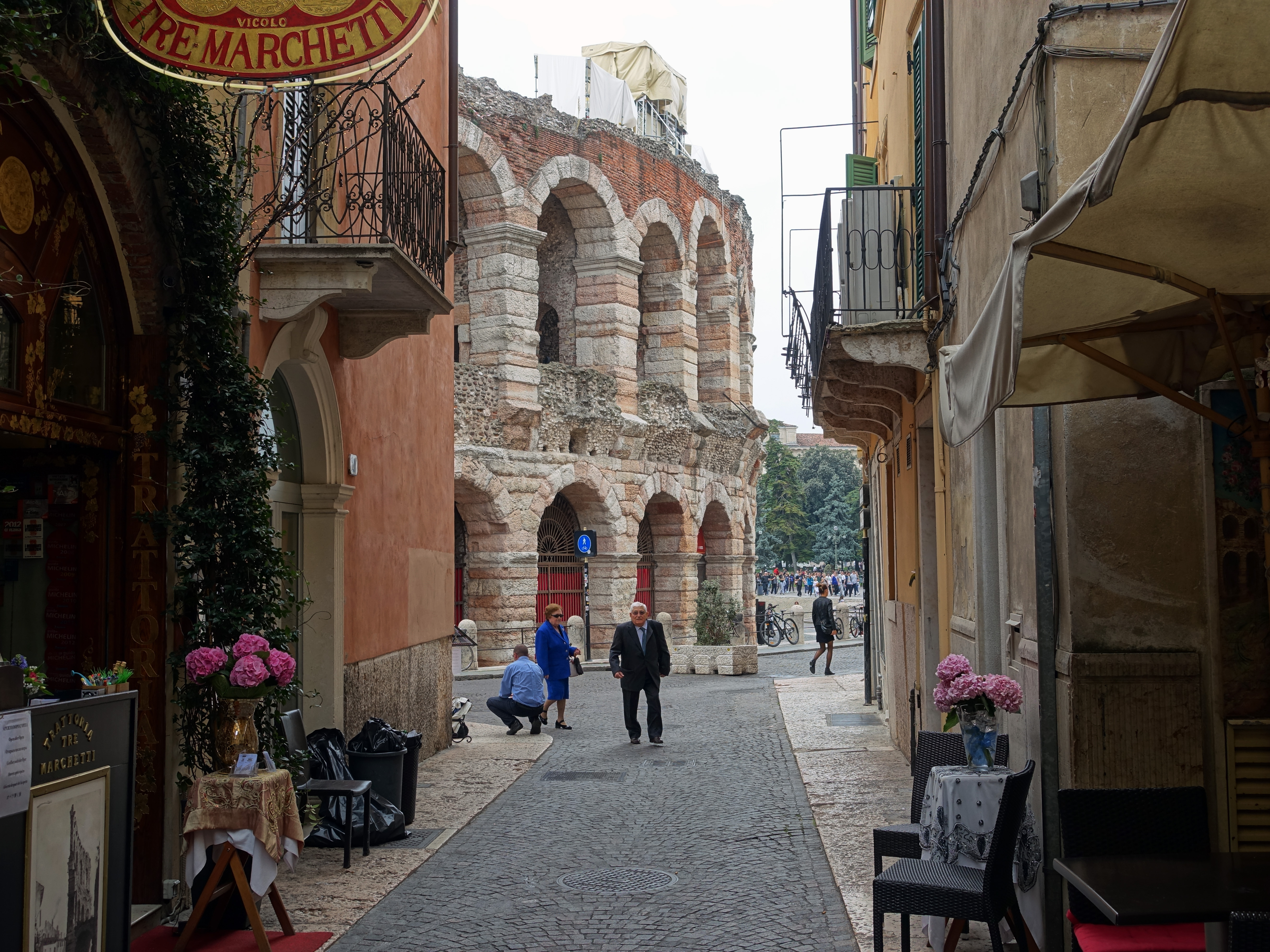 Rome On Rome 187 2014 Verona Ancient Rome Medieval
