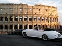 Wedding photos at the Colosseo