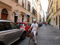 Back to work Chef in the Monti