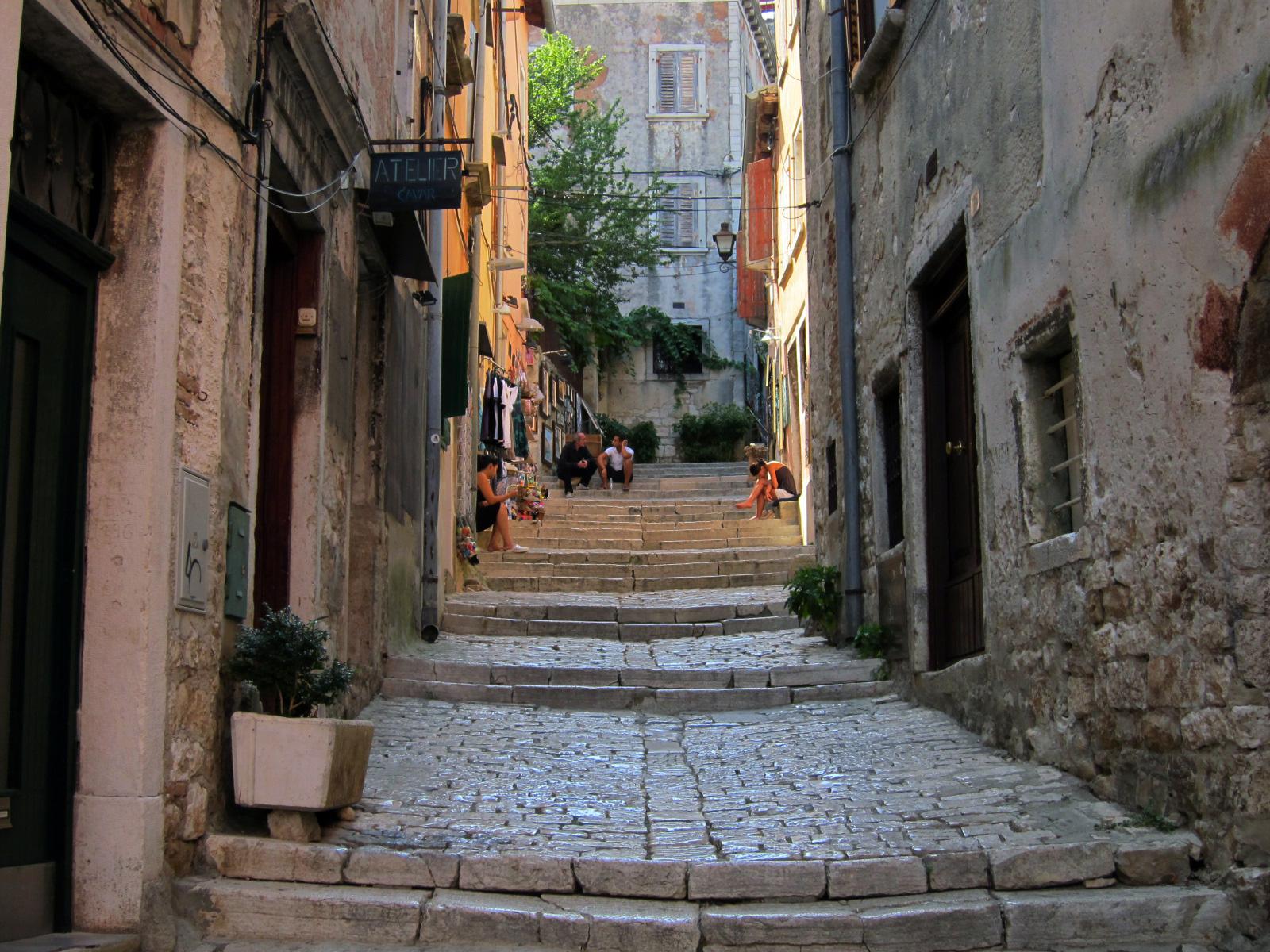 2011 Croatia Istria Porec Pula Rovinj And Opatija