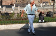 2013-Rome; A day in the life of a great city