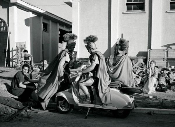 Ben Hur extras