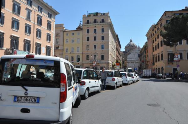 romeTaxiRank