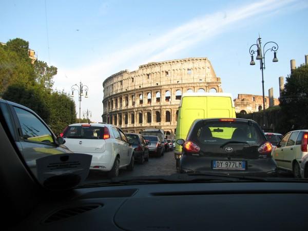 Rome_traffic_2013