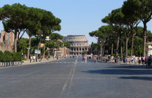 The Life and Death of Via dei Fori Imperiali: 1932-2015