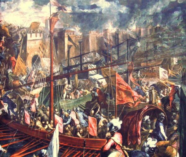1204Crusade_Palma Il Giovane
