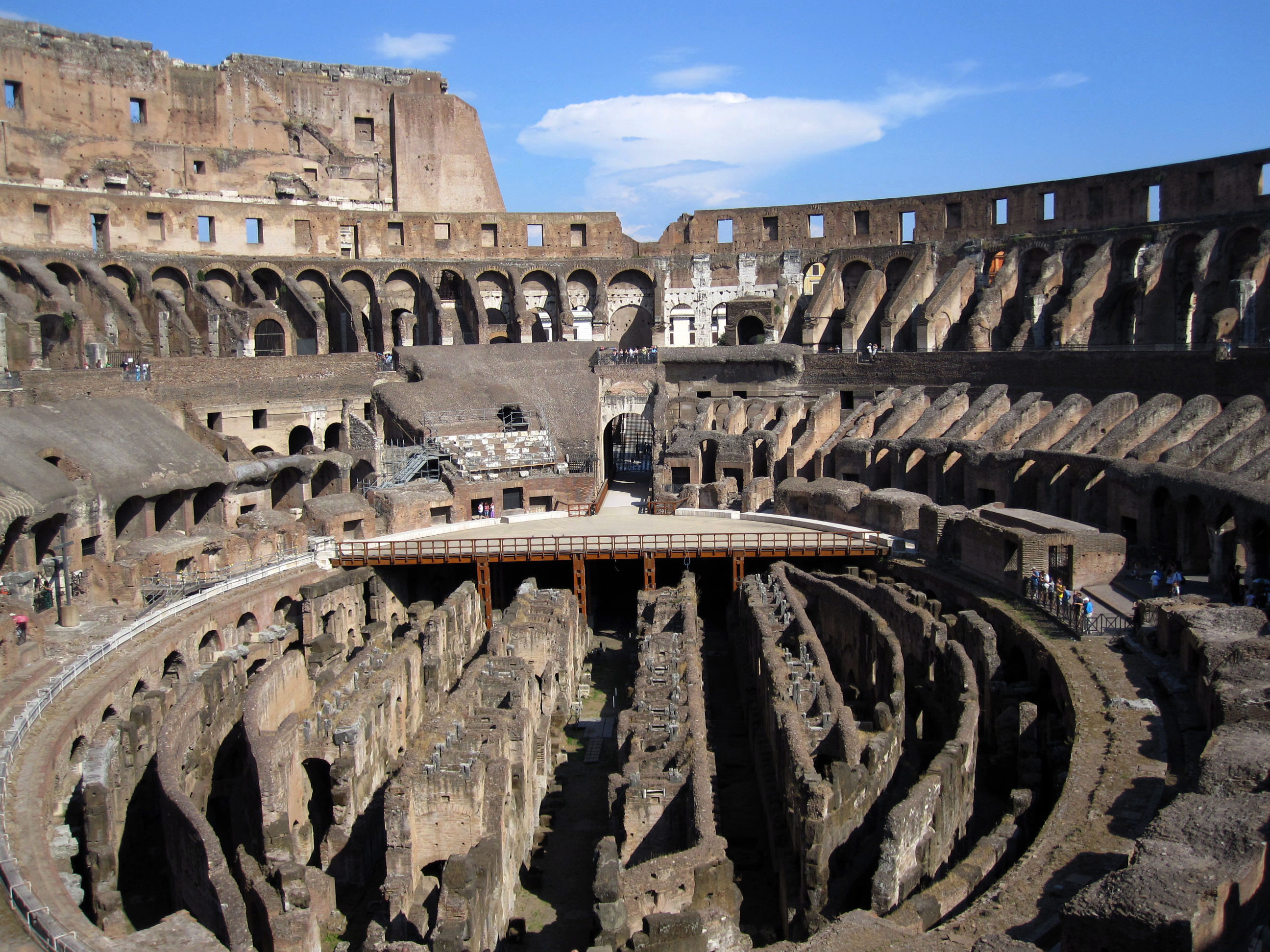 Rome On Rome 187 The Coliseum Fact And Fiction