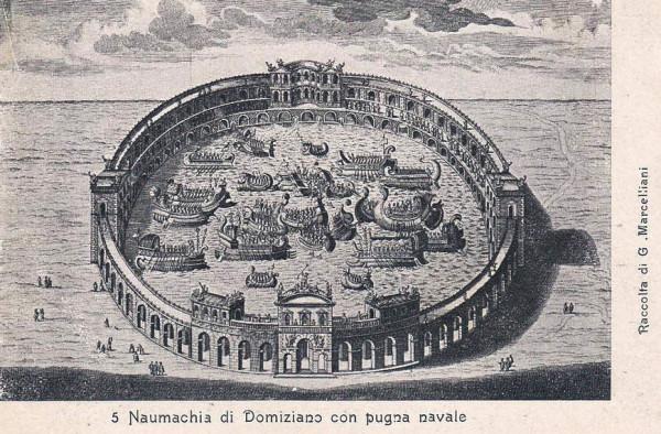 Naumachia di Domiziano