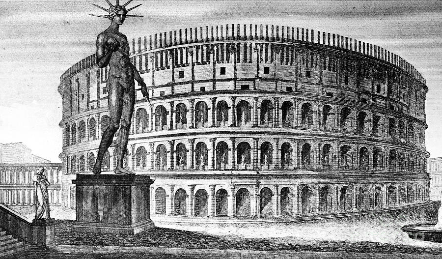 The Coliseum – Fact and Fiction – Rome on Rome