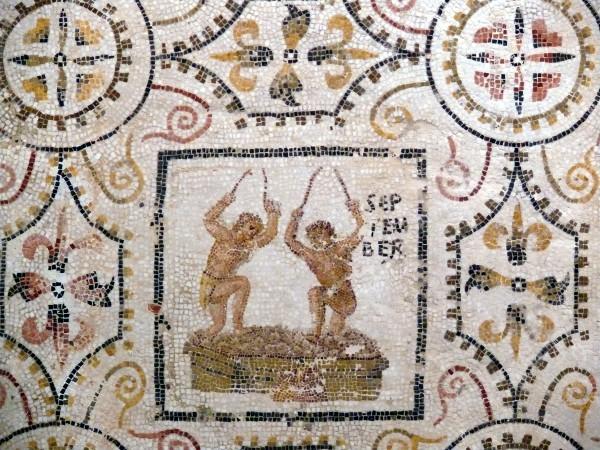 3rdCent_calendar_ElDjem_SousseMuseum
