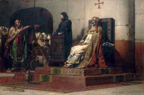 JeanPaulLaurens1870_PopeFormosa_StephanVI