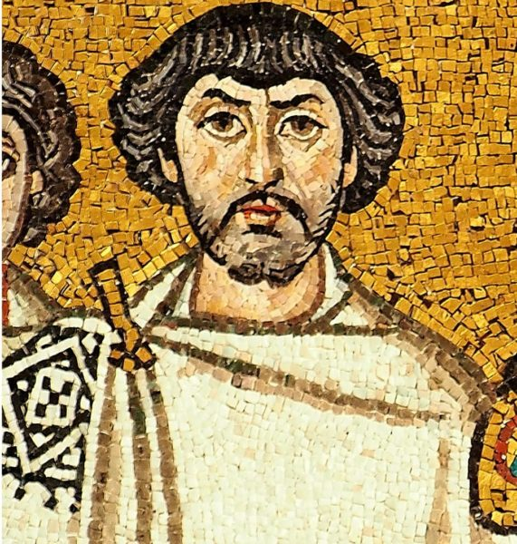 Belisarius_mosaic
