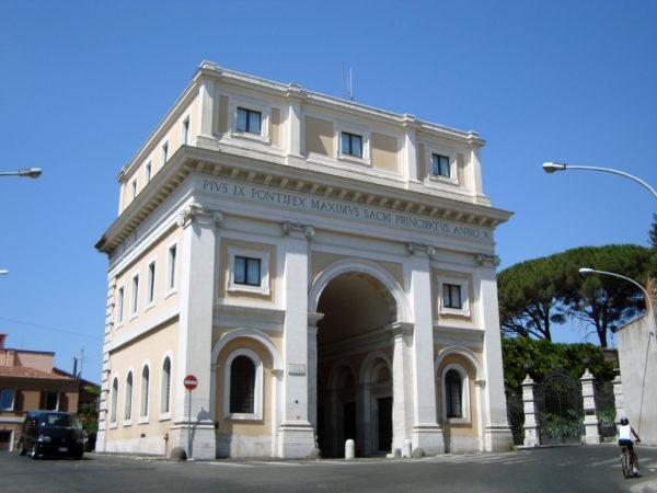 Porta_San_Pancrazio_Rome