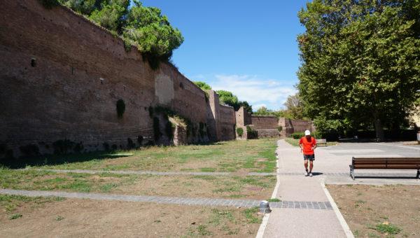 Pomerium Porta Metronia