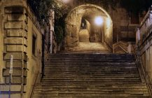Via Scelerata and the Evil Steps