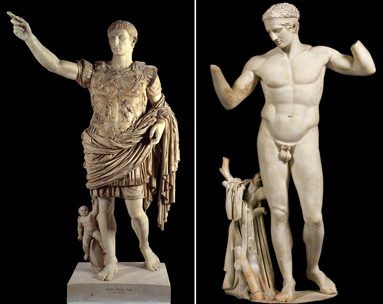 Greece and the Roman Empire – Rome on Rome