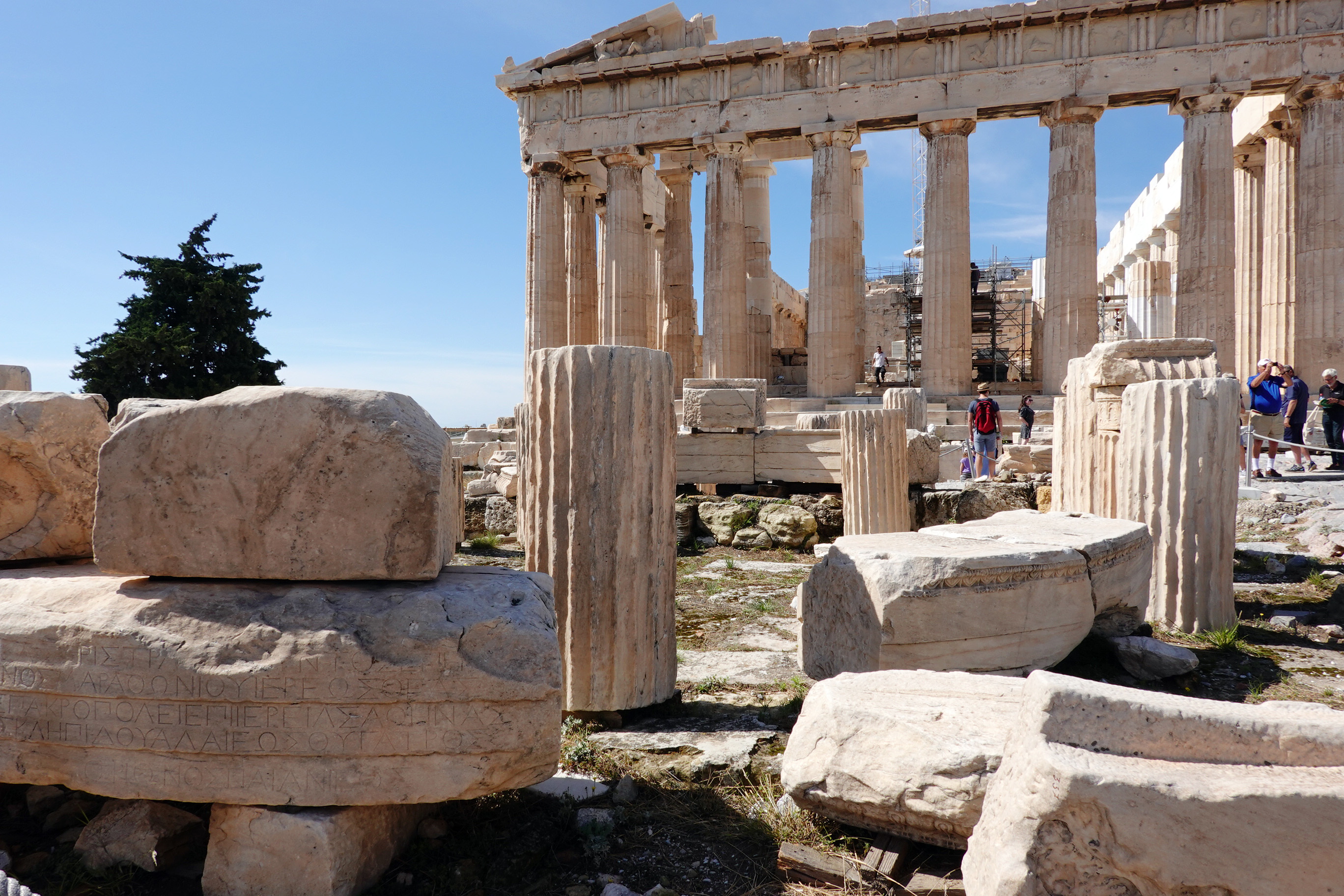 Athens in the Roman Empire – Rome on Rome