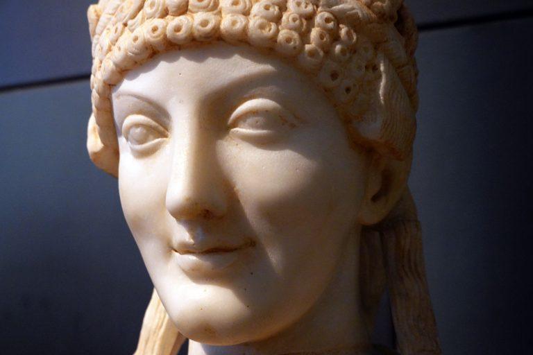 Capitoline Caryatid