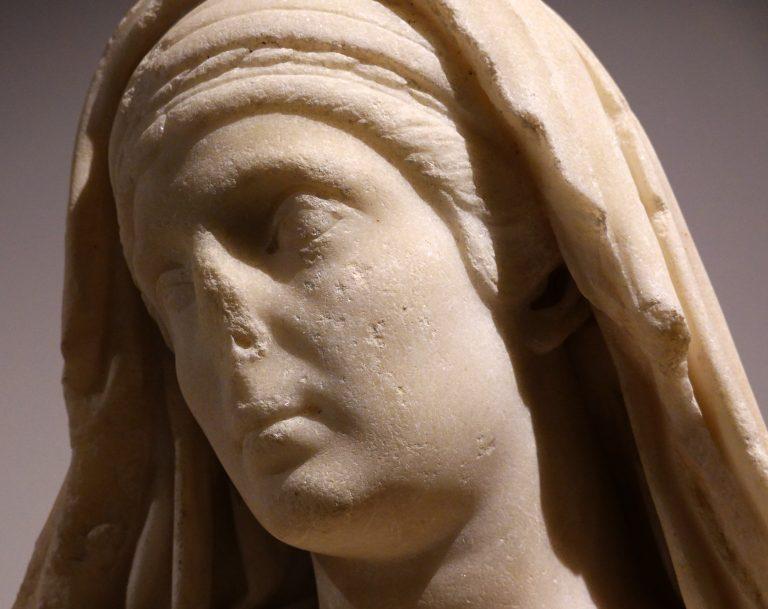 Museopalatino Vestalvirgin