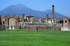 2009 - Naples, Pompeii, Herculaneum