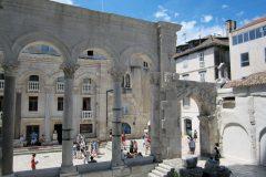 2010- Croatia; Split, Trogir