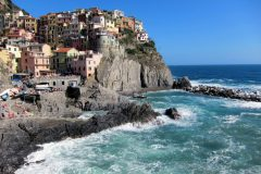 2011 - Liguria; Sanremo and the Cinque Terre